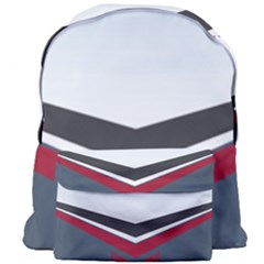 Modern Shapes Giant Full Print Backpack