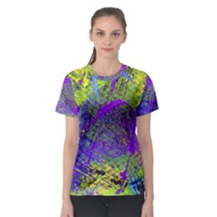 Ink Splash 02 Women s Sport Mesh Tee by jumpercat