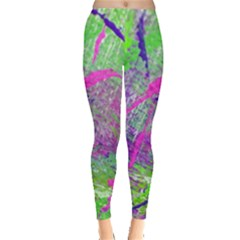 Ink Splash 03 Leggings