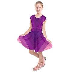 Tri 01 Kids  Short Sleeve Dress
