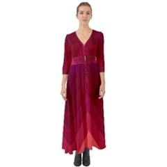 Tri 02 Button Up Boho Maxi Dress by jumpercat