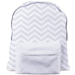 Light Chevron Giant Full Print Backpack
