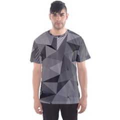Geometric Doodle Men s Sports Mesh Tee by jumpercat