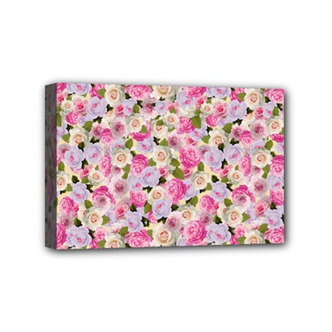 Gardenia Sweet Mini Canvas 6  X 4