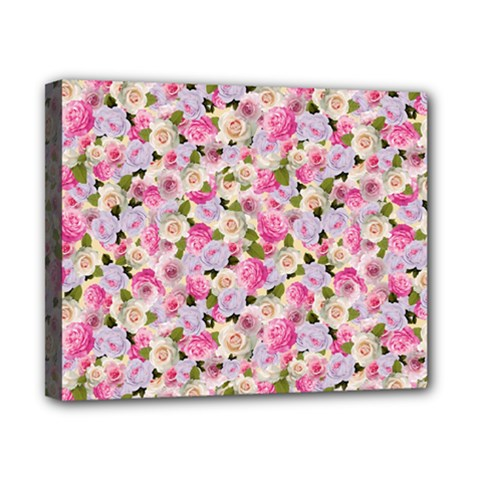 Gardenia Sweet Canvas 10  X 8  by jumpercat