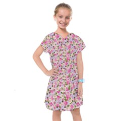 Gardenia Sweet Kids  Drop Waist Dress