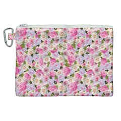 Gardenia Sweet Canvas Cosmetic Bag (xl) by jumpercat