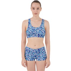 Gardenia Cold Work It Out Sports Bra Set