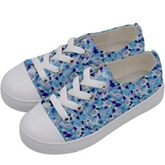 Gardenia Cold Kids  Low Top Canvas Sneakers by jumpercat