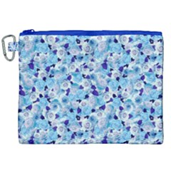 Gardenia Cold Canvas Cosmetic Bag (xxl) by jumpercat