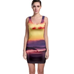 Great Smoky Mountains National Park Bodycon Dress