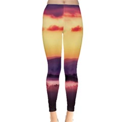 Great Smoky Mountains National Park Leggings  by BangZart
