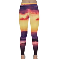 Great Smoky Mountains National Park Classic Yoga Leggings