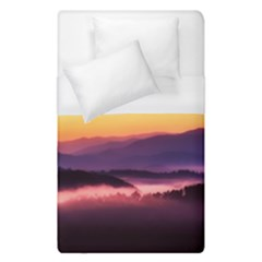 Great Smoky Mountains National Park Duvet Cover (Single Size)