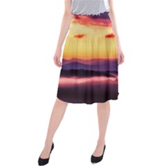Great Smoky Mountains National Park Midi Beach Skirt