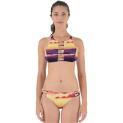 Great Smoky Mountains National Park Perfectly Cut Out Bikini Set