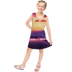 Great Smoky Mountains National Park Kids  Tunic Dress