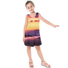 Great Smoky Mountains National Park Kids  Sleeveless Dress