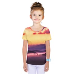 Great Smoky Mountains National Park Kids  One Piece Tee