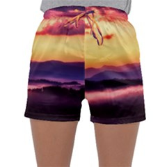 Great Smoky Mountains National Park Sleepwear Shorts