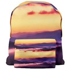 Great Smoky Mountains National Park Giant Full Print Backpack