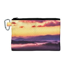 Great Smoky Mountains National Park Canvas Cosmetic Bag (Medium)
