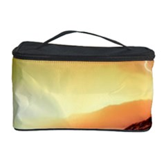 California Sea Ocean Pacific Cosmetic Storage Case