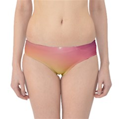 California Sea Ocean Pacific Hipster Bikini Bottoms
