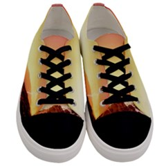California Sea Ocean Pacific Men s Low Top Canvas Sneakers