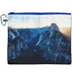 Yosemite National Park California Canvas Cosmetic Bag (xxxl) by BangZart
