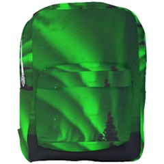 Aurora Borealis Northern Lights Full Print Backpack