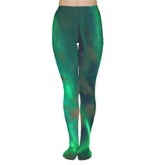 Northern Lights Plasma Sky Women s Tights