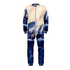 Antarctica Mountains Sunrise Snow OnePiece Jumpsuit (Kids)