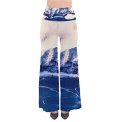 Antarctica Mountains Sunrise Snow Pants by BangZart