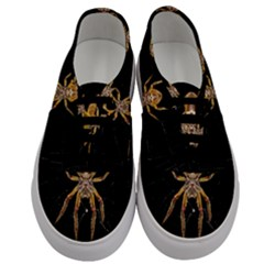 Insect Macro Spider Colombia Men s Classic Low Top Sneakers