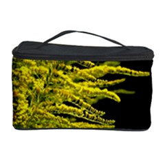 Golden Rod Gold Diamond Cosmetic Storage Case by BangZart