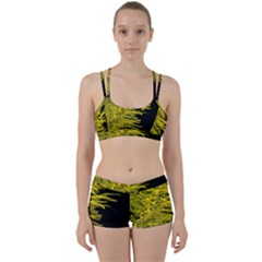 Golden Rod Gold Diamond Women s Sports Set