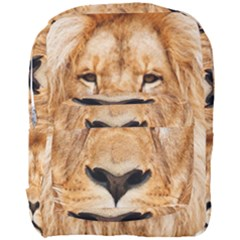 Africa African Animal Cat Close Up Full Print Backpack