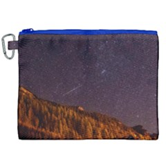 Italy Cabin Stars Milky Way Night Canvas Cosmetic Bag (xxl) by BangZart