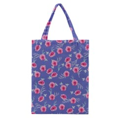 Roses And Roses Classic Tote Bag by jumpercat