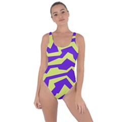 Polynoise Vibrant Royal Bring Sexy Back Swimsuit