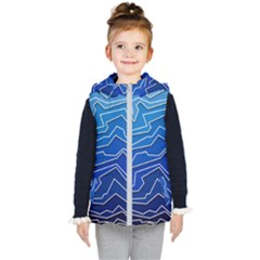 Polynoise Deep Layer Kid s Puffer Vest by jumpercat