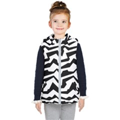 Polynoise Bw Kid s Puffer Vest