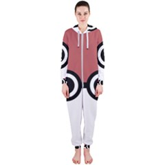 Monters Hunter Hooded Jumpsuit (ladies)  by jumpercat