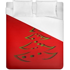 Christmas Duvet Cover (california King Size)