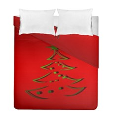 Christmas Duvet Cover Double Side (full/ Double Size) by BangZart