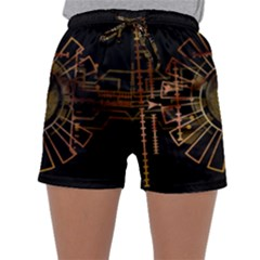 Eye Technology Sleepwear Shorts