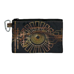 Eye Technology Canvas Cosmetic Bag (medium)