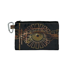 Eye Technology Canvas Cosmetic Bag (small)