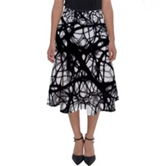 Neurons Brain Cells Brain Structure Perfect Length Midi Skirt
